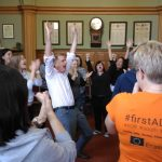 16. Energiser time - Go Greg!