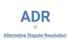 alternative-dispute-resolution